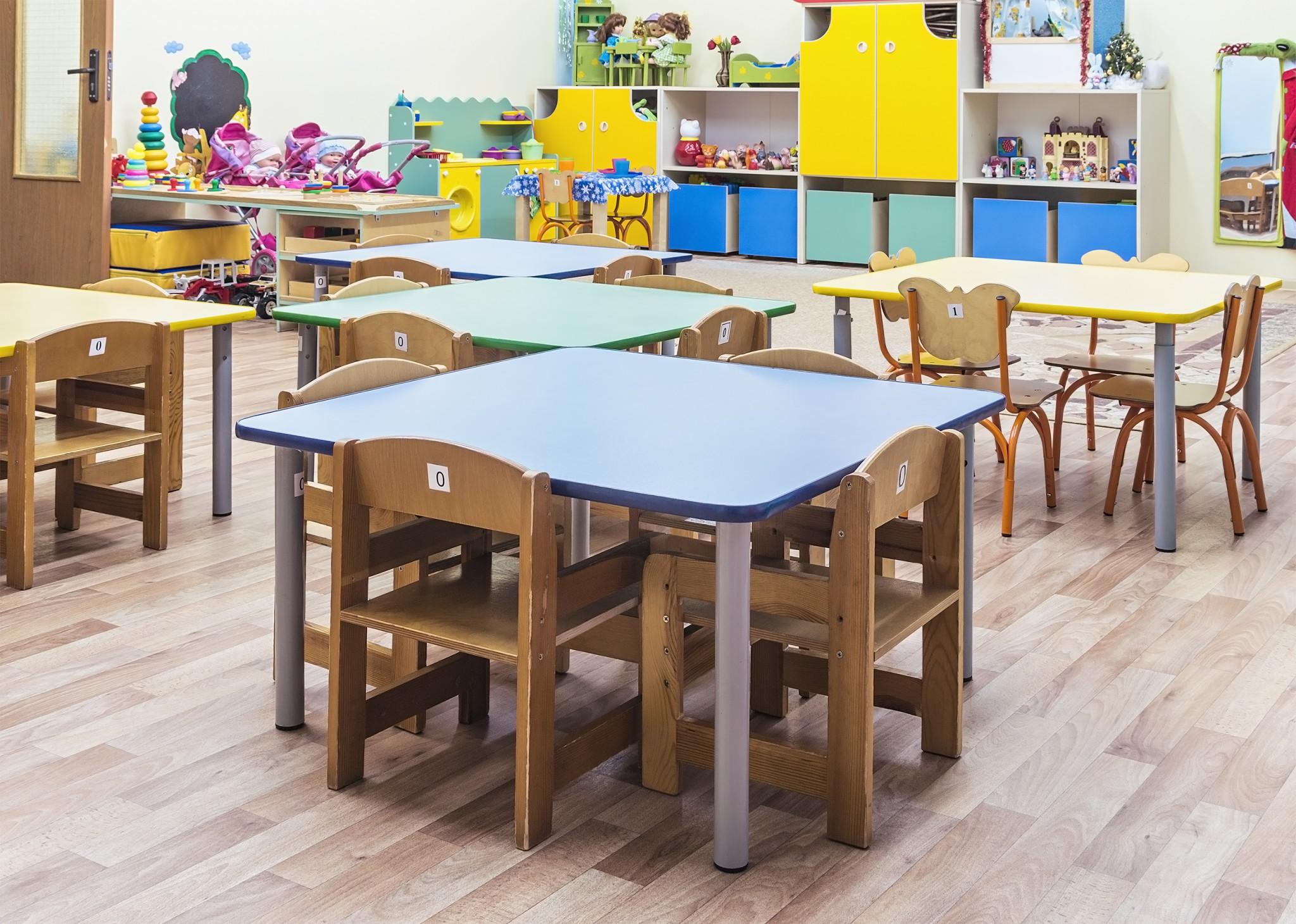 Städning på skolor & förskolor